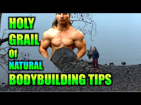 Natural Bodybuilders Don't Usually KNOW THIS Natural Bodybuilding Hack Part 1