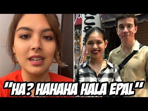 Ria Atayde sinagot ang netizen na nagsabing hiwalay na si Maine Mendoza at si Arjo Atayde!
