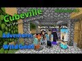Cubeville - Let's visit the town Serenity - Minecraft Vanilla Survival Server