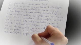 Deutsch Lernen Briefe Schreiben Briefformen рецепты домашних