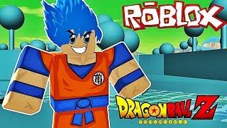 DRAGON BALL Z DANS ROBLOX !