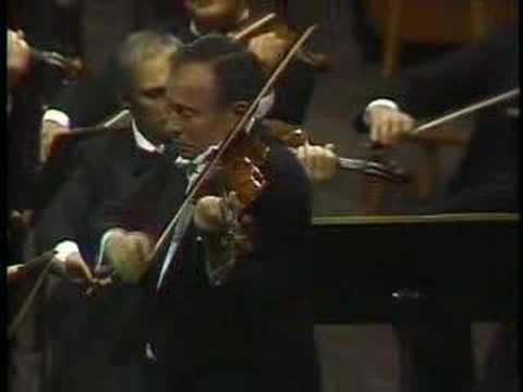 Henryk Szeryng: Tchaikovsky Violin Concerto: Mvt.2