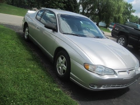 2005 Chevy Monte Carlo Review