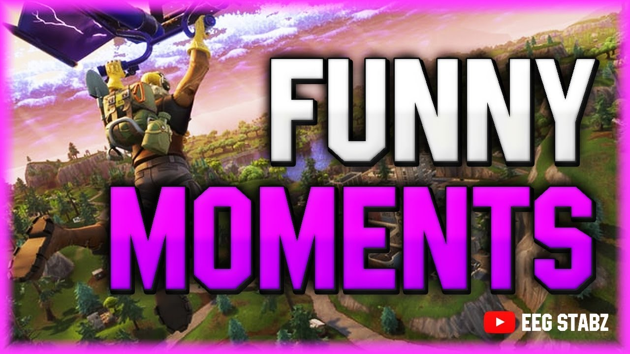 Fornite Funny Compilation