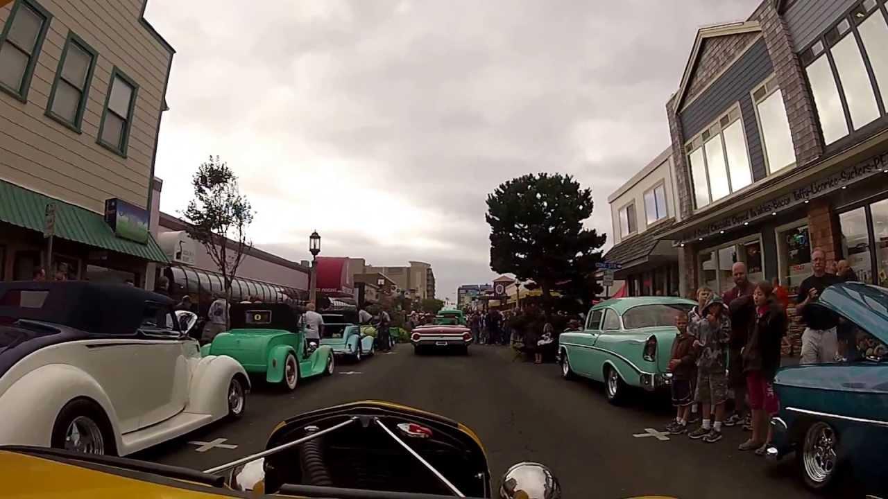 Wheels N Waves Car Show Seaside Oregon YouTube - Seaside oregon car show