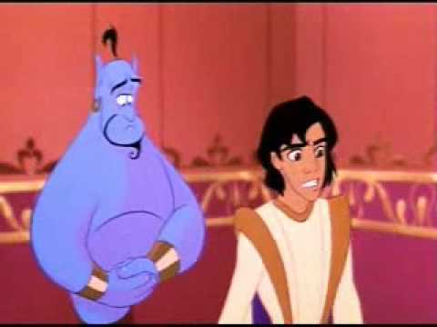 Lost Without You (Belle and Aladdin part 2) - YouTube