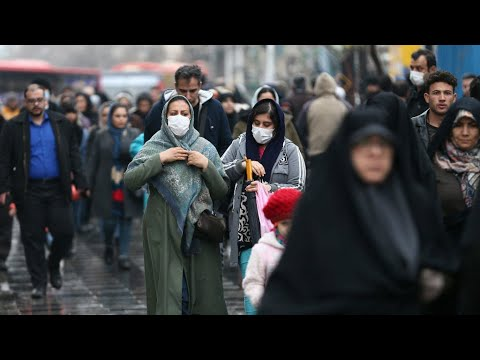 Iran reports highest coronavirus death toll outside of China