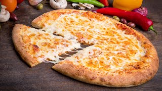 ПИЦЦА в духовке с хрустящей корочкой Домашняя ПИЦЦА как в пиццерии