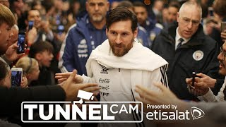 CAN YOU SPOT MESSI? | TUNNEL CAM | Argentina v Italy