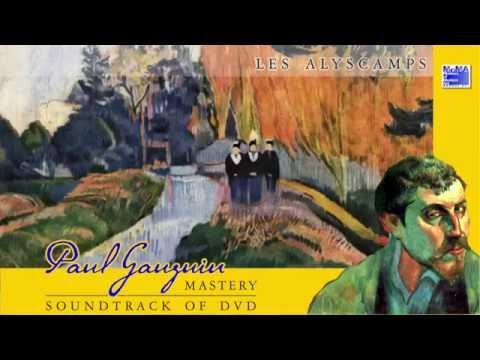 Soundtrack DVD Painting Paul Gauguin Les Alyscamps