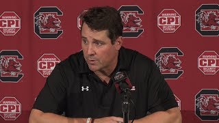 POSTGAME: Will Muschamp on Texas A&M — 10/13/18