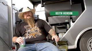 Keith Henson | Why He Loves His Green Mountain Pellet Grill