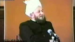 Majlis e Irfan 5 April 1987.