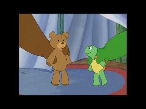 Franklin la tortue - Franklin et bébé ours