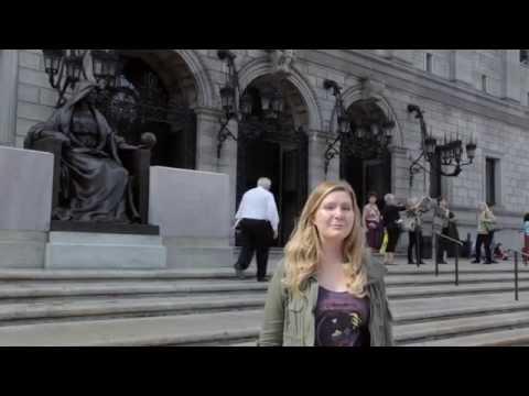 Boston History in a Minute: Boston Public Library
