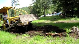 John Deere 440 Crawler Dozer