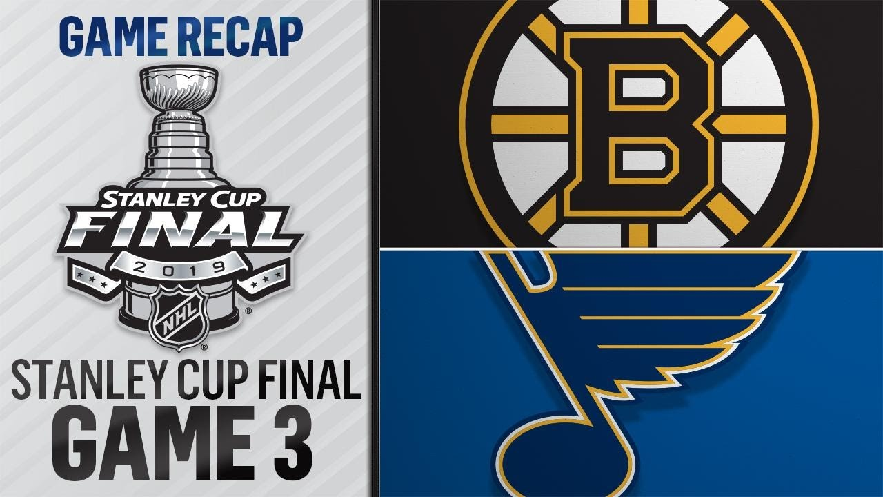The Latest: Blues grab 2-0 lead on Bruins in Game 7