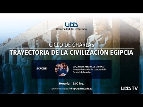 Ciclo de charlas | Trayectoria de la Civilización Egipcia
