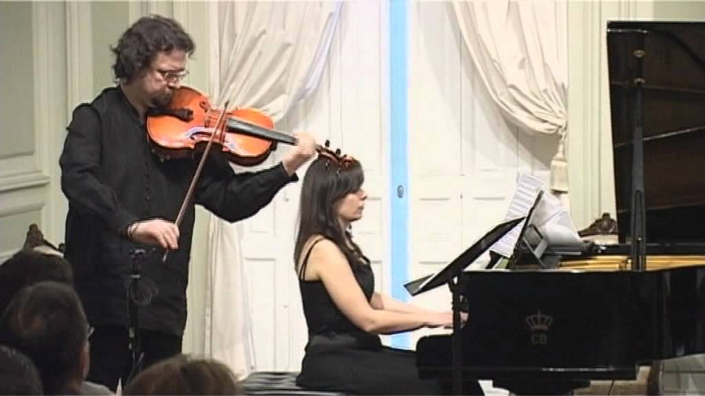 Henryk Wieniawski - Marzenie (Reverie) for viola and piano