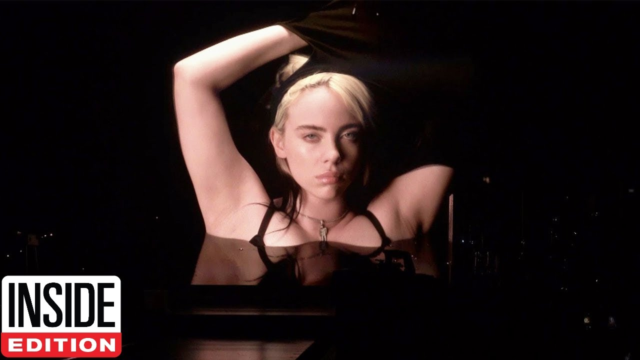Billie Eilish tackles body-shamers' 'opinions' in powerful short film
