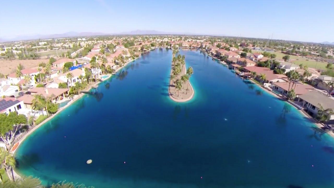 Playa Del Rey - Waterski Arizona Community Tour - YouTube