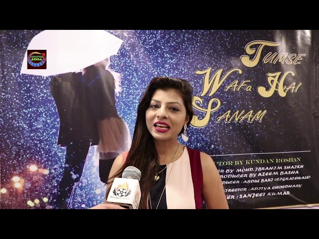 Kanak Yadav Gorgeous Actress Exclusive Interview Film Of Tumse Wafa Hai Sanam