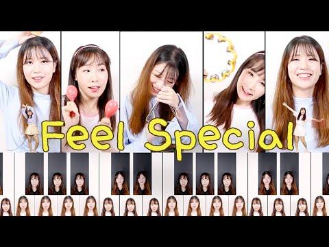 "TWICE (트와이스) ""Feel Special"" Cover 커버   간첩소녀 Spy Girls"