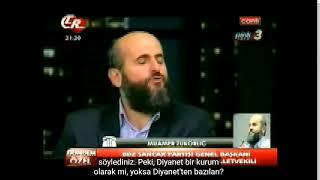 Müftü Zukorliç, Feyziçle Erdem'i Yalanladı ''Erdoğan'a Saygı Duyuyorum''