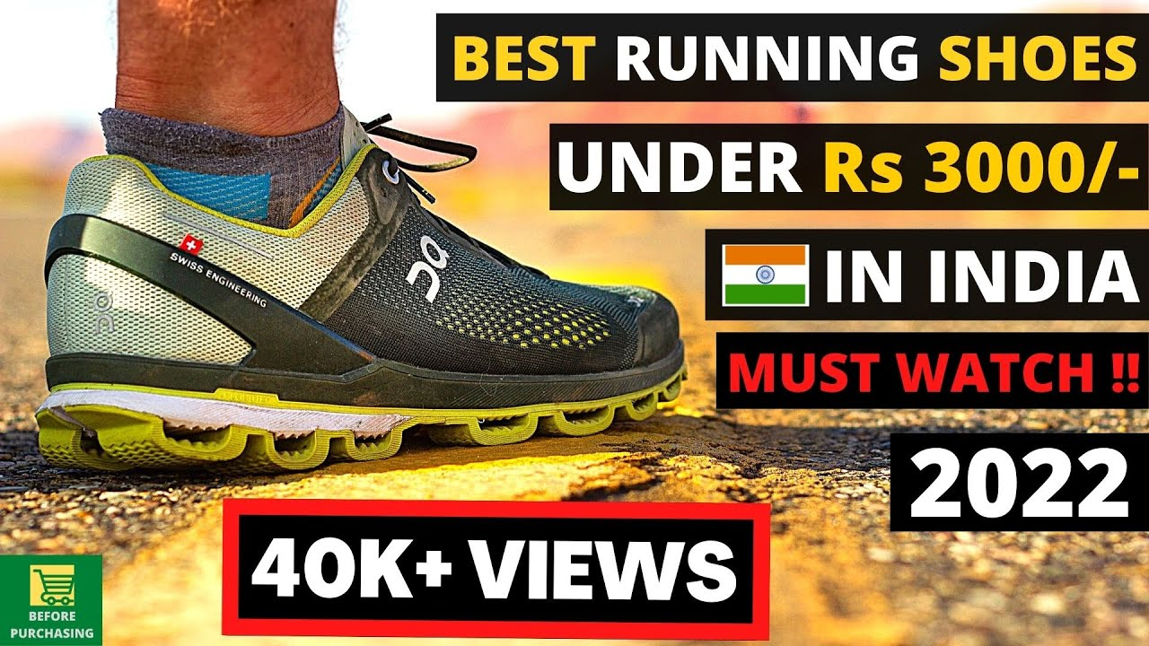 Best Running Shoes Under 3000 | best