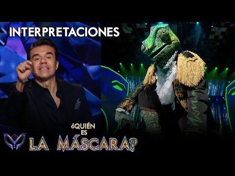 ¡Camaleón conquista al ritmo de reggaetón! | ¿Quién es la Máscara?