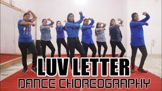 Luv letter | Dance Choreography | Kanika & Meet Bros | The Legend of Michael Mishra