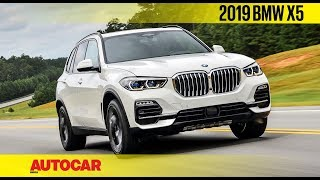 2019 BMW X5 | First Drive Review | Autocar India
