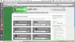 CONVERT a .GIF file into a Video file (No Downloads)