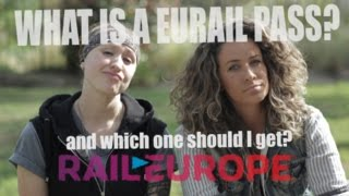 видео Rail Europe