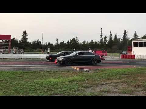 Hellcat Vs Audi S4