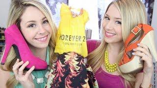 Huge Spring Fashion Haul - DailyLook, Belk, F21, & More!