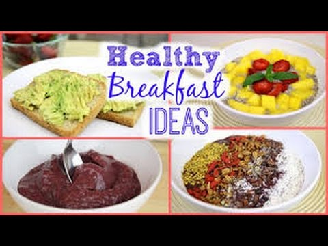 How To Make Healthy Breakfast Ideas For KIds