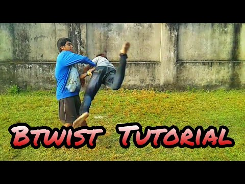 Butterfly Twist Tutorial In Hindi ! Btwist Tutorial In Hindi