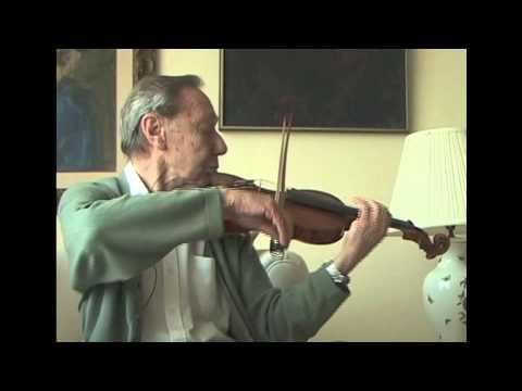 David Nadien - Henri Vieuxtemps violin Concerto No.5 - II - III