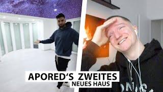 Justin reagiert auf ApoREDs Pläne für's neue Haus.. | Reaktion