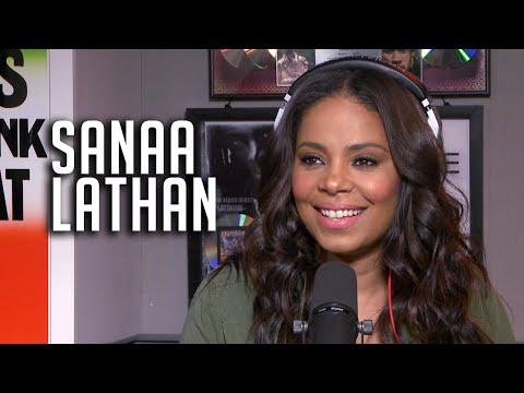 "Sanaa Lathan Talks ""The Perfect Guy"", Hollywood + Calls Ebro the Dark-Skinned Barbara Walters"