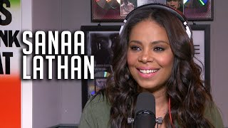 "Sanaa Lathan Talks ""The Perfect Guy"", Hollywood + Calls Ebro the Dark-Skinned Barbara Walters"