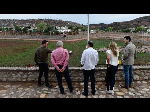 Acciones de Mejoramiento Urbano en Nogales, Sonora
