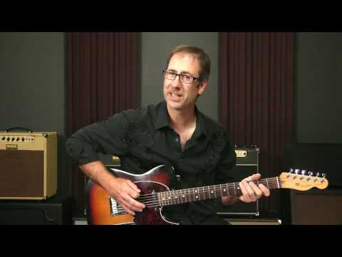 Mannish Boy Muddy Waters Blues Guitar Lesson