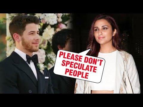 Parineeti Chopra ANGRY, Reveals Details On Nick Jonas Shoe Stealing Ceremony