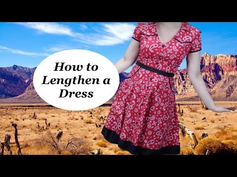 how-to-add-length-to-a-dress-that's-too-short-the-retro-rachel-dixon-diy-sewing-tutorial-tall-gals