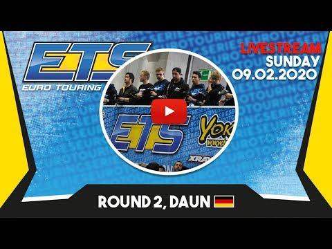 ETS Live Stream Round 2, Daun - Sunday 09.02.2020