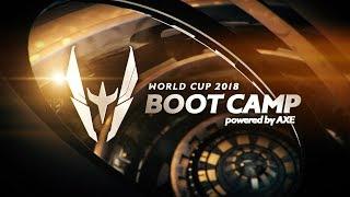 AWC Bootcamp Semi Finals & Finals
