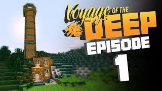 Minecraft: The Journey Begins! - Voyage of the Deep (Hardcore) - [01]