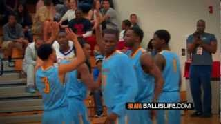 Andrew Wiggins Has 4 SICK Dunks At The 2012 Charlotte Hoops Challenge!!
